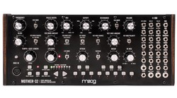 Moog Mother-32 patch library at SynthLib