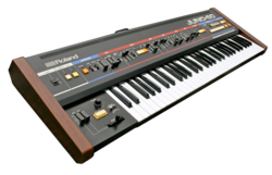 Roland Juno 6/60 patch library at SynthLib