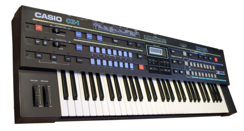 Casio CZ patch library at SynthLib
