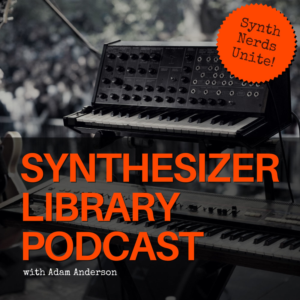 Synthesizer Library Podcast